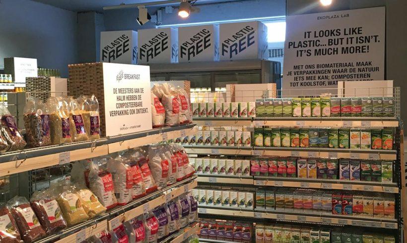 Ad Amsterdam il primo supermercato senza plastica
