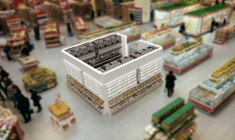 Una start-up che elimina gli imballaggi di plastica dai supermercati