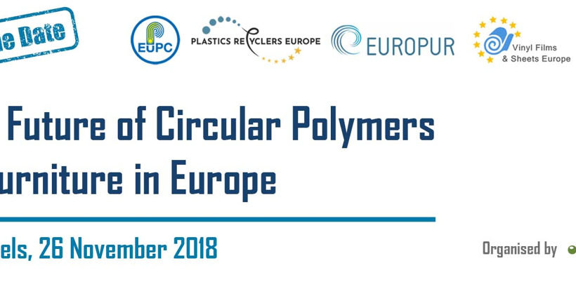 """Convegno: """"The Future of Circular Polymers in Furniture in Europe"""""""