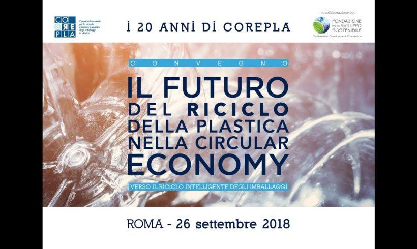 Riciclo della plastica: l'industria italiana è tra le prime in Europa