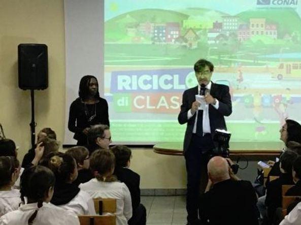 Ritorna 'Riciclo di Classe', il progetto scuola sulla raccolta differenziata e riciclo