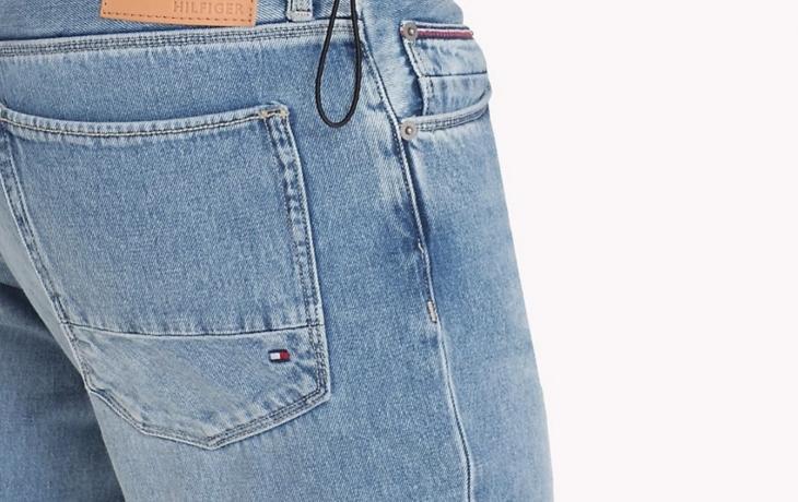 Dalla Moda arrivano i jeans con cuciture in plastica riciclata