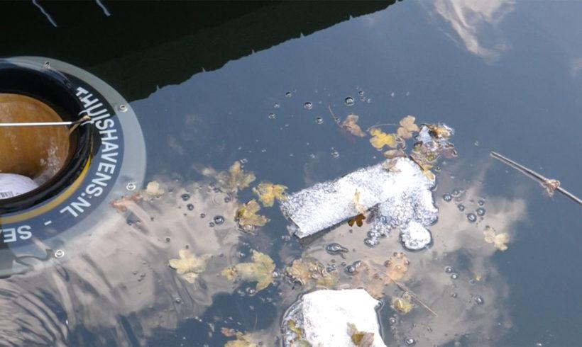 Arrivano i seabin, cestini mangia plastica in mare