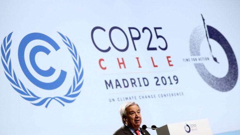 COP25: a Madrid la conferenza mondiale sul clima