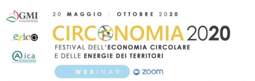 Torna Circonomìa, il festival dell'economia circolare