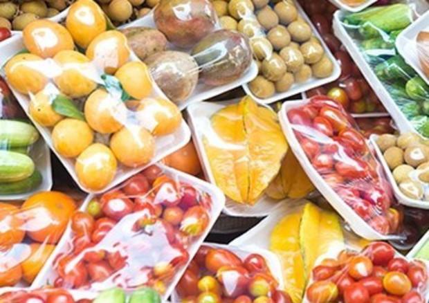 Contributo ambientale ridotto per imballaggi in bioplastica