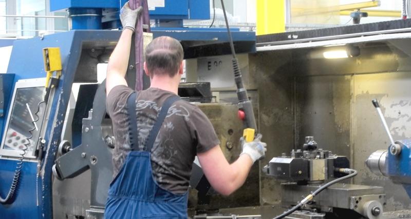 L'emploi chez les constructeurs de machines augmente